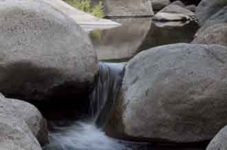 Pool, Cascade, Red Clover Creek, Plumas County, Northern Sierra Nevada, California, copyright 2012 by David Leland Hyde.